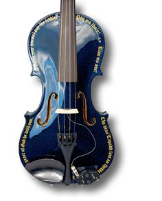 "This is beautiful! ""Pay the Fiddler"" Violin"