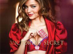 miranda kerr victoria's secret holiday 2009 catalog