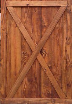 1000 id es sur portes de grange int rieur sur pinterest portes coulissantes - Fabriquer une porte de grange ...