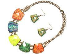 La Coqueta Jewelry Fashion Women Multi color by LaCoquetaJewelry #etsy