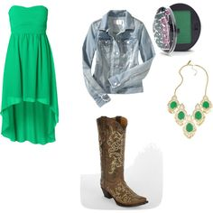 """""""cute country outfit"""" by starshooter1995 on Polyvore"""