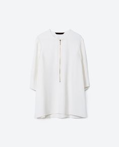 Image 8 of A-LINE BLOUSE from Zara