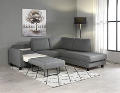 Kotimainen Aina-sohva, josta avautuu helposti tukeva parivuode. #sohva #vuodesohva #kulmasohva #vuodekulmasohva #olohuone #sofa #sofabed #finsoffat #livingroom Joko, Couch, Table, Furniture, Home Decor, Settee, Decoration Home, Sofa, Room Decor
