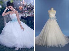 Disney lança coleção de vestidos de noiva inspirados em suas princesas; confira as novidades - Pop! Pop! Pop!