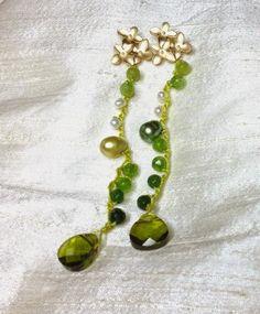 annaNì: annaNì bijoux : green !!!!!!!