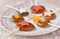 # 10 Les sucettes au caramel au beurre salé