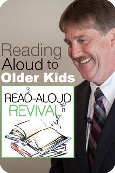 Andrew Pudewa and Sarah Mackenzie discuss why reading aloud to older kids is so important in this episode of the Read-Aloud Revival Podcast.