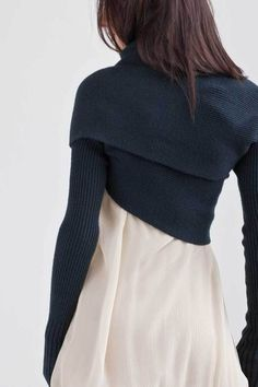 Sleeve Shrug by New Form Perspective