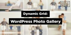 This is an amazing plug-in for the users who want to create different types of websites using attractive layouts, custom settings and scrolling effects. It comes integrated with lightbox helps you in better viewing of the images on your sites. You can easily get this theme at: http://dailynulled.com/dynamic-grid-photo-gallery-for-wordpress-v1-0-9/