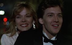 'Mannequin' is simply a bit of nonsense which sees Andrew McCarthy and Kim Cattrall team up in a romantic comedy about a shop worker who falls in love with a mannequin which comes to life but only when he is alone with it. Kim Cattrall, 80s Movies, I Movie, Estelle Getty, Andrew Mccarthy, Brat Pack, James Spader, Fantasy Films, Classic Movies