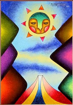 Resultado de imagen para pinturas mamani mamani