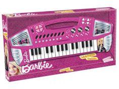 Barbie Teclado Pop Star - Fun com as melhores condições você encontra no Magazine 233435antonio. Confira!