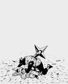 Iruka-Sensei & Naruto | Naruto