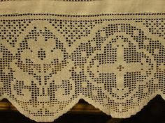 Filet Crochet, Crochet Edgings, Crochet Placemats, Doilies, Crochet Patterns, Image, Crochet Stitches, Crocheting Patterns, Altars