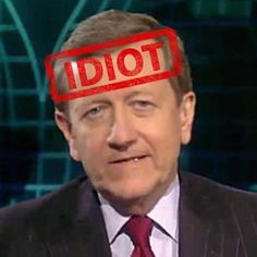 Idiot of the Week Brian Ross of ABC