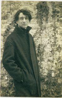 Portrait of Edward Steichen, c. 1901, by Alvin Langdon Coburn.