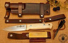fallkniven leather sheath - Google Search