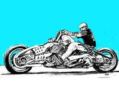 https://www.artstation.com/artwork/bike_american ★ || CHARACTER DESIGN…