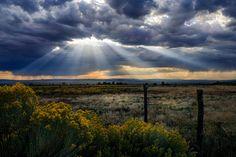 Taos Sunset Taos, NM