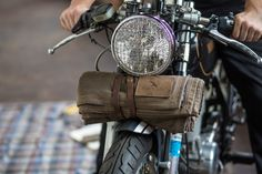 Cotter Pin Motorcycle Gear Brooklyn NYC | Motorcycle Gear NYC | Travel Gear | #Motocamp | Handmade Quality Goods USA