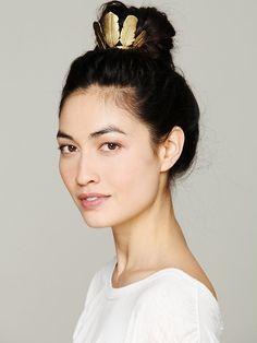 Jenni Bun Tiara at Free People Clothing Boutique