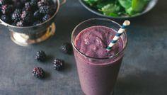 Healthy Blackberry Smoothie   Wayfair