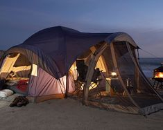 Very nice Beach Camping. Getting ready for Blues01 Beach Retreat!!!!