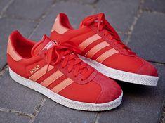 """adidas Originals Gazelle II """"Vivid Red"""""""