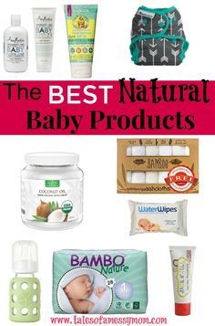 Best Natural Baby Products of 2019 - Baby Products , Best Natural Baby Products of 2019 Babyganics was bought out by SC Johnson, Burts Bees by Clorox, and Toms by Colgate. It's harder than ever to find t. Mama Baby, Baby Massage, Burts Bees, Voitures Hot Wheels, Baby Care Tips, Natural Parenting, Baby List, Baby Led Weaning, New Baby Products