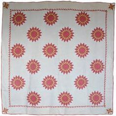 Sunburst Star with Saw-Tooth Border Quilt Quilt Boarders, Circle Quilts, Antique Quilts, Vintage Quilts, Sunflower Quilts, Mariners Compass, American Quilt, Patchwork Patterns, Star Shape