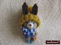 プチサイズのウサギちゃん|あみぐるみ|まちこまち|ハンドメイド通販・販売のCreema