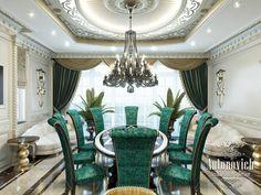 Villa Interior Design in Dubai, Villa in Qatar, Photo 16