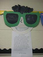 Shades of Grade Rocks, Grade Rules: Back to School Night Back To School Night, 1st Day Of School, Beginning Of The School Year, Summer School, School Fun, School Ideas, School Stuff, 5th Grade Writing, Kids Writing