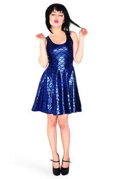 Mermaid Dress Living
