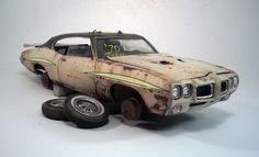 Dragster Car, Weather Models, Model Cars Building, Plastic Model Cars, Rusty Cars, Model Cars Kits, Prop Design, Diecast Model Cars, Scale Models