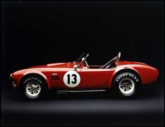 We lost a great guy today...1964 Shelby Cobra 289