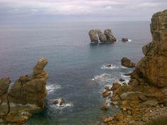 Playa De Portio en Piélagos, Cantabria