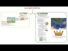 La nascita di Roma: storia e leggenda - YouTube