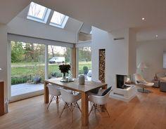 Een stoere woning op de Gele Lis in Den-Haag. Bongers Architecten ontwerpt alles op maat voor de klant.