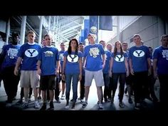 BYU Football 2013 Nike Royal Out Game Day Apparel - Join The Royal Army! Byu Football, Football 2013, Byu Store, Book Of Mormon Stories, Brigham Young University, Team Gear, Lds, Hoodies, Sweatshirts