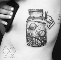 monkeybob_tattoo.  #tattoo #dotwork