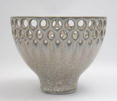 Pierced Pottery