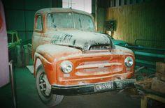 For more info visit transportworld. Vintage Trucks, Heavy Equipment, Restoration