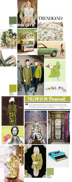 Curating the Curated: Olive | Trendland: Fashion Blog & Trend Magazine