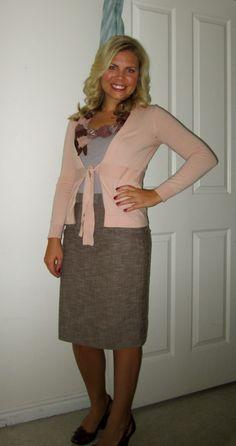 dress teacher