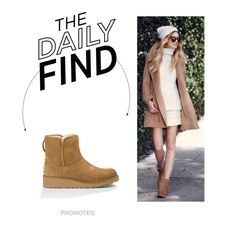 """""""Daily Find: Ugg Kristin Boot"""" by polyvore-editorial ❤ liked on Polyvore featuring UGG Australia and DailyFind"""