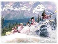 #35 I would love to go White Water Rafting in Wyoming! I've never been to Wyoming, but it would be a fun trip!