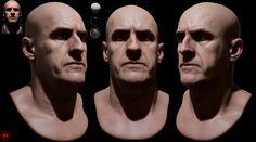 UE4 Skin Shader and Virtual Character Rendering