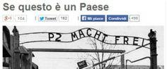 Informazione Contro!: Blog Beppe Grillo: tarocca foto di Auschwitz e par...