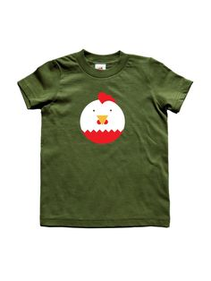 Colette Kids - Francois Chicken Tee |